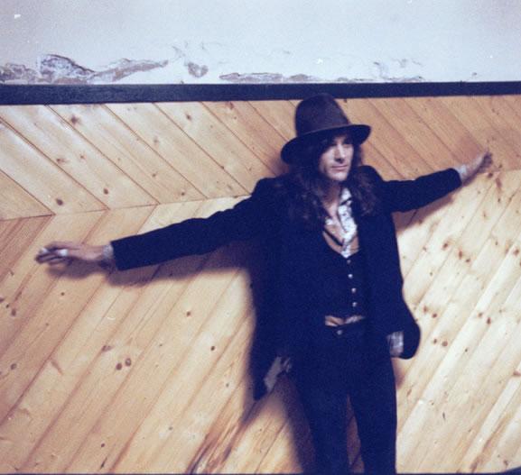 John Cipollina Photo Gallery - London 1979